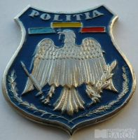 Rumunsko policejní medaile
