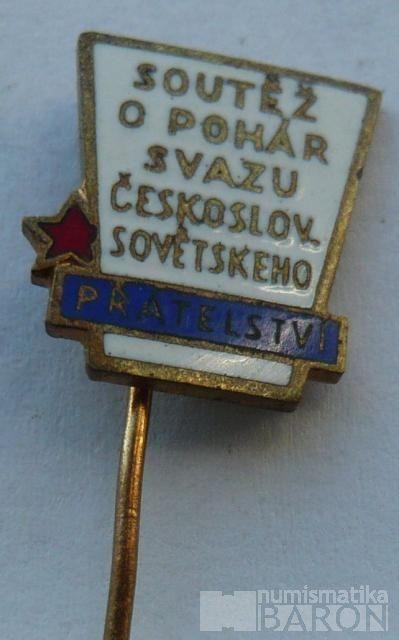 SČSP - soutěž o pohár ČSP - smal 60.léta
