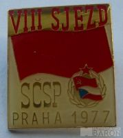 SČSP - VIII.sjezd 1977