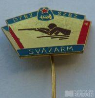 Svazarm- střelba z malorážky