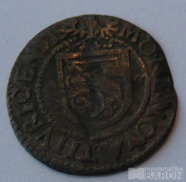 Švýcarsko Batren 1622 Zurich