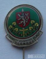 ČSR-Velitelství pozem.sil Olomouc