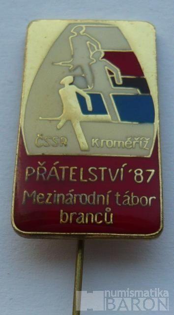 ČSSR-Tábor branců 1987
