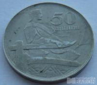 Lotyšsko 50 Sentim 1922