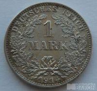 Německo 1 Marka 1914 A