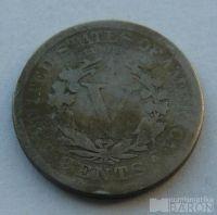 USA 5 C 1887