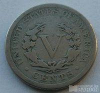 USA 5 C 1889