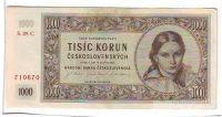 1000Kčs/16.5.1945/, stav 3, série 08 C