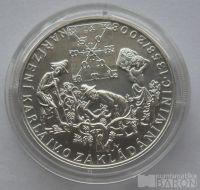200 Kč(2008-vinice), stav 0/0, certifikát