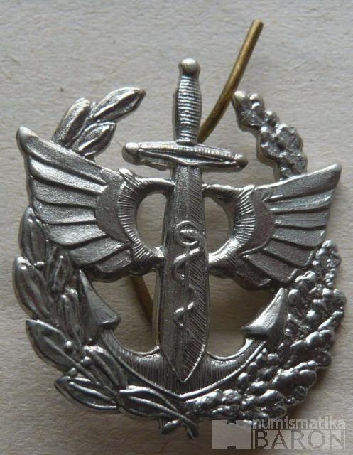 Anglie - motostřelecké jednotky