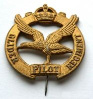 Anglie - OLDER PILOT REGIMENT - plast