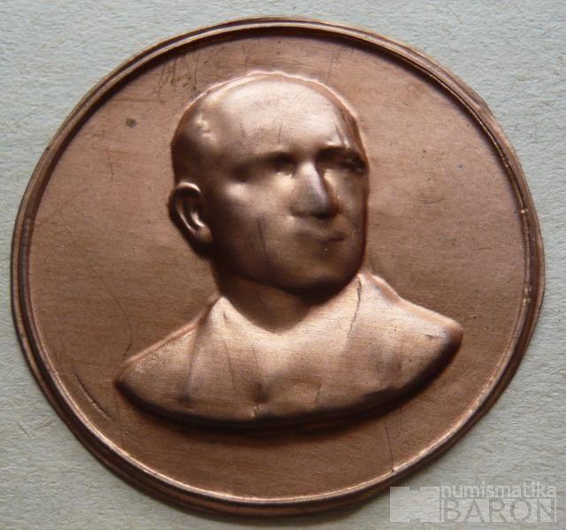 ČSR - E.Beneš - dutý plech