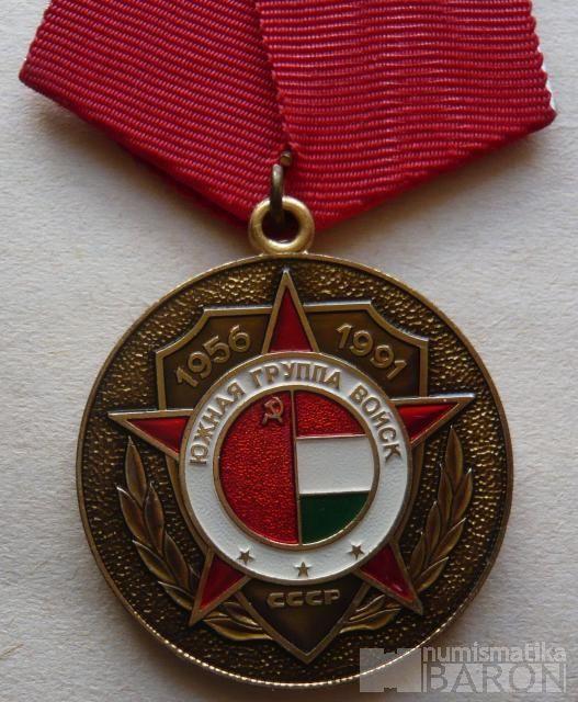 Rusko - třetí skupina sovětských vojsk v Evropě