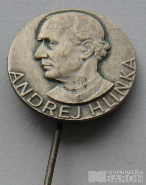 Slovensko - Andrej Hlinka