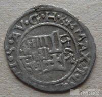 Uhry Denár KB 1565 Maxmilián II.