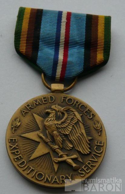 USA - Expeditonary service