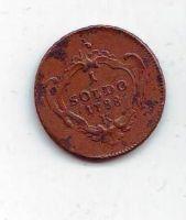 1 Soldo(1788-ražba K), stav 1/1