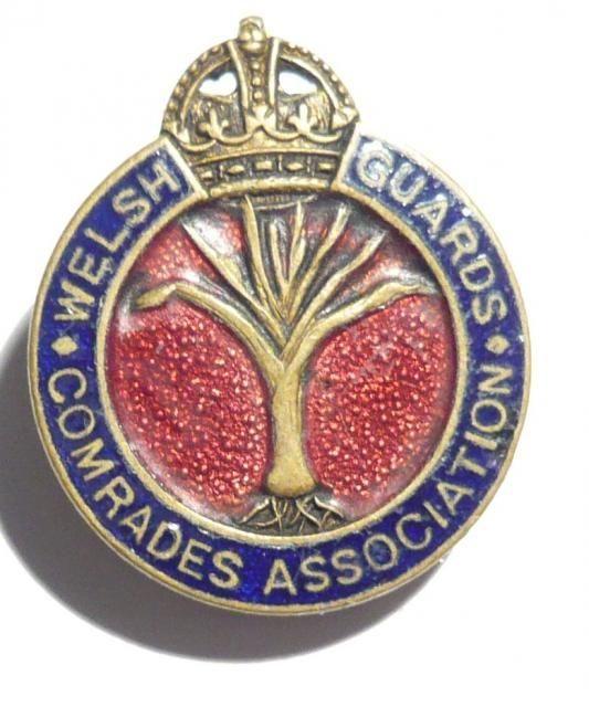 Anglie asociace přátel velšské gardy
