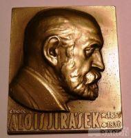 ČSR - 1930 Alois Jirásek 50x60