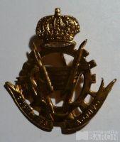 Francie voj.čepicový odznak - důstoj.