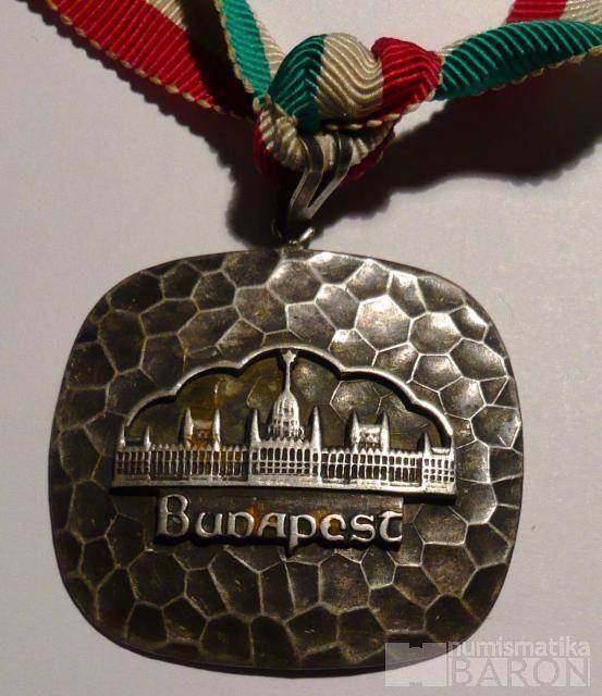 Maďarsko Budapest - Scharafie