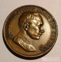 Sasko medaile Fridrich August