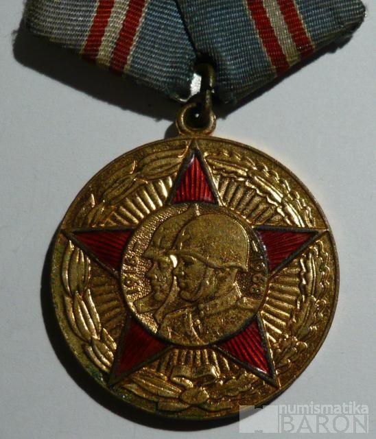 SSSR 50 let ozbrojených sil