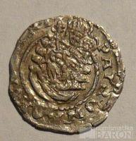 Uhry Denár b.l. 1608-19 Matyáš