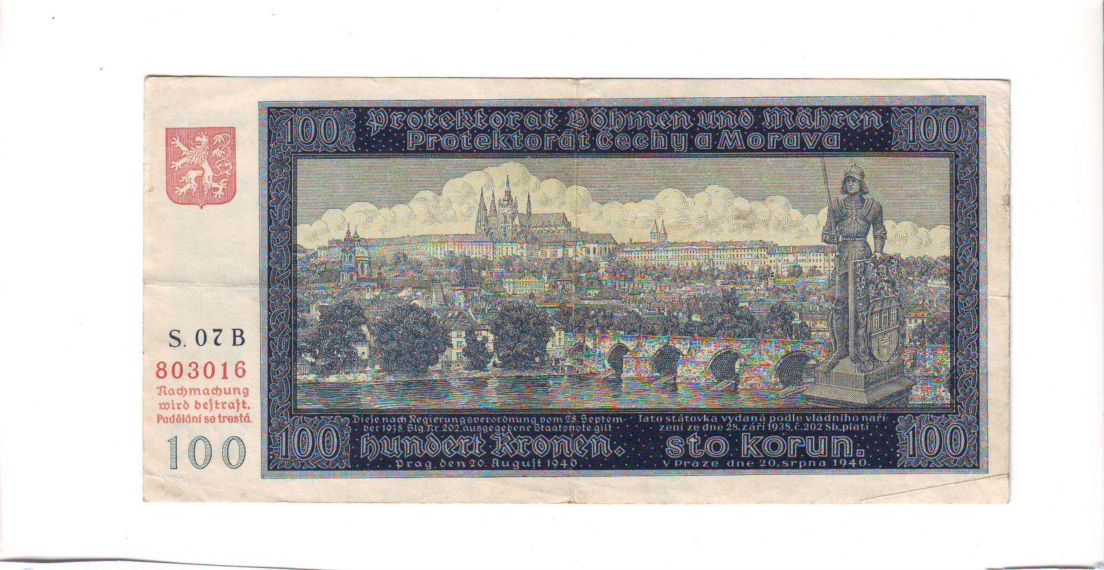 100K/1940/, stav 2, série 07 B - I.vydání