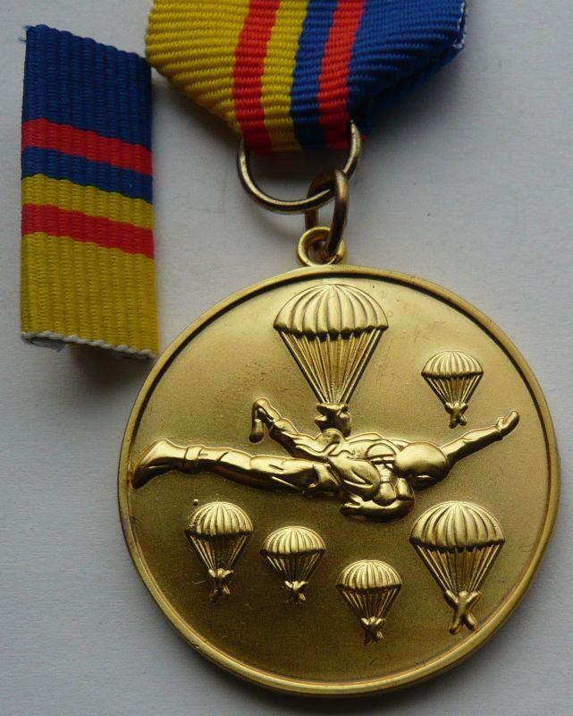 AČR - Klub výsadkových veteránů Písek, zlatý stupeň