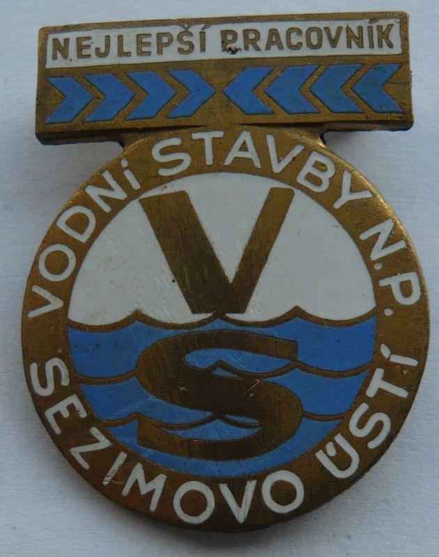 ČSSR NP - vodní dílo Sez. Ústí