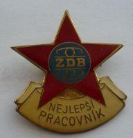 ČSSR NP - ŽBS