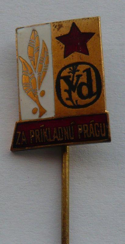 ČSSR VP - výrobních družstev