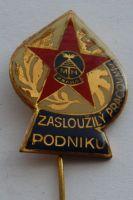ČSSR ZP podniku MH Praha