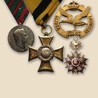 vyznamenání, řády (faleristika)