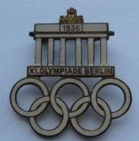 III.říše OH - Berlín 1936