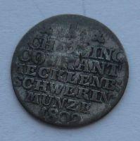 Schweringer 1 Schilling 1802 Fridrich František