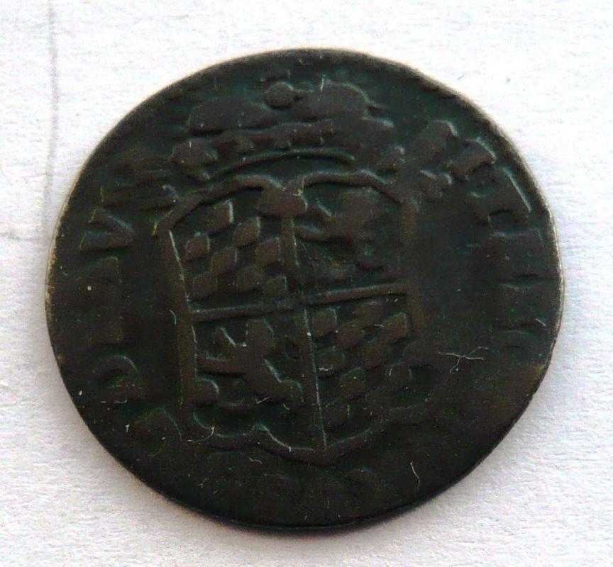 Švýcarsko Liard 1745