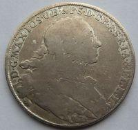 Bavorsko Tolar 1756 Max. Josef