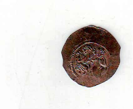Denár(Vladislav II., C 593, 0,6g), stav 1/1