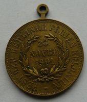 Německo Berlínské slavnosti 1901
