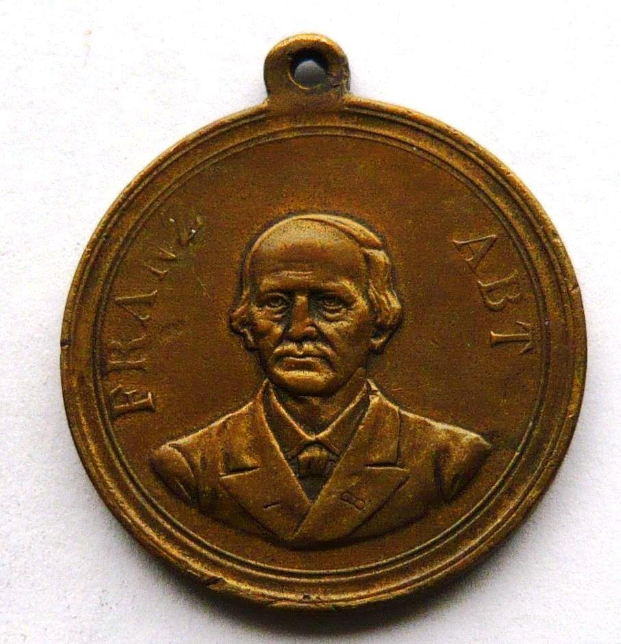 Německo Wiesbaden 1885 Franz Apt