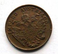 Rakousko 1 Centisimo 1852 M STAV