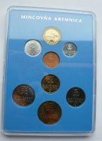 Ročníková sada mincí SR(2001), stavy 0/0