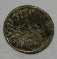 Slezsko Grešle 1696 Leopold I.