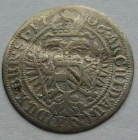 Slezsko - Vratisl. 3 Krejcar 1706 Josef I.