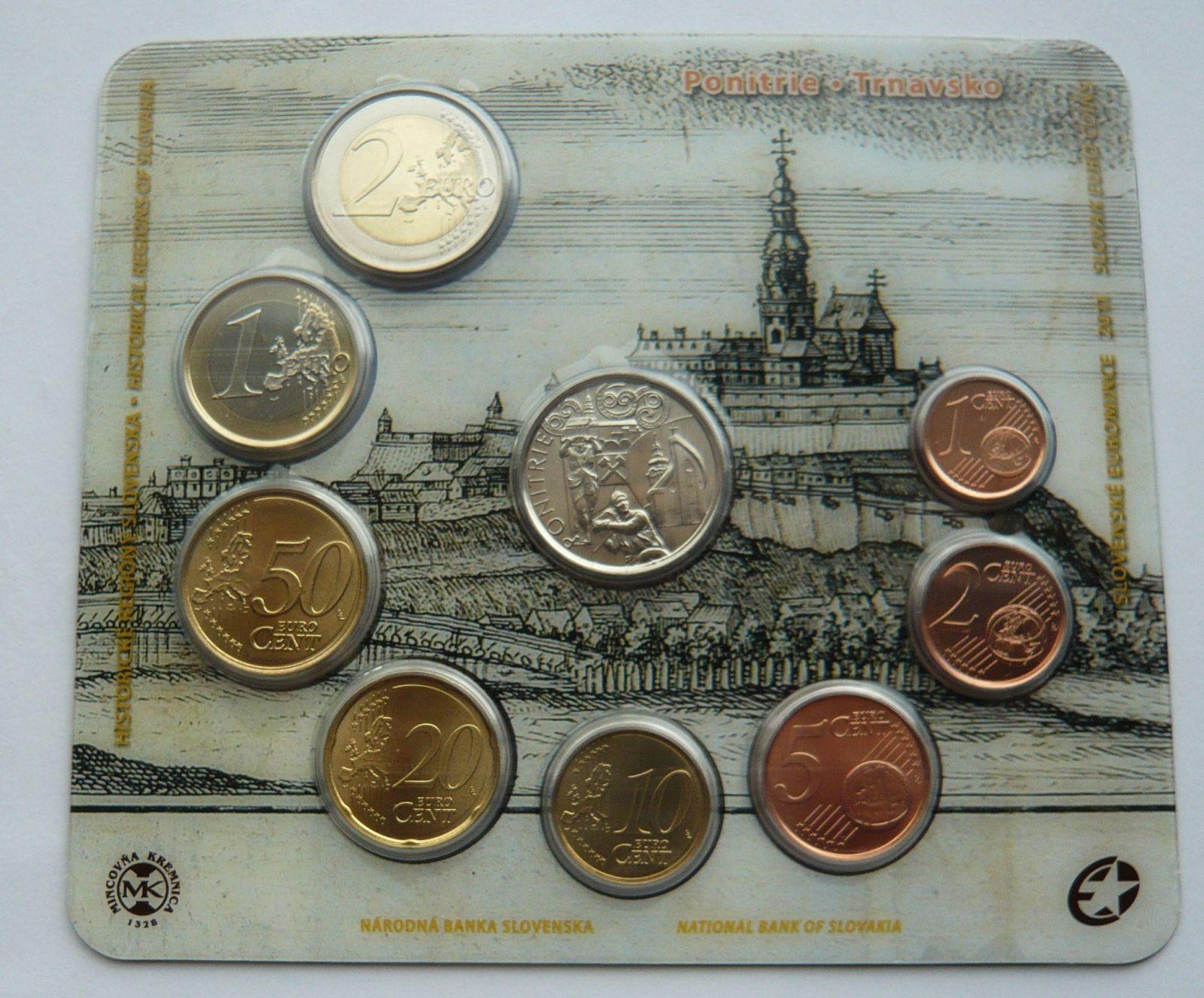 Slovensko Ponitří 2011