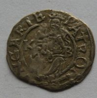 Uhry Denár 1572 KB Maxmilián