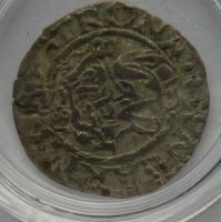 Uhry Denár 1575 KB Maxmilián