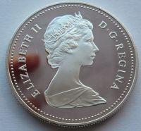 Kanada 1 Dollar 1882-1982